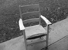 Lonely Chair (Submitted by Rich Taylor)