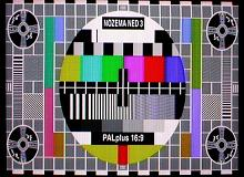 TV test screen