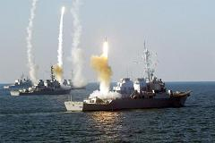 US Navy vertical missile launch system