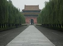 Ming Tomb, China