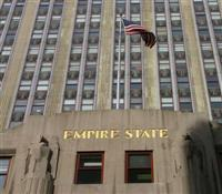 Empire State Building, New York, New York, United States