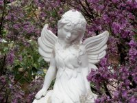 A Statue of an Angel