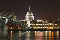 St. Pauls Cathedral, London, UK