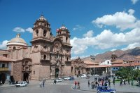 A Church, Cusco, Peru