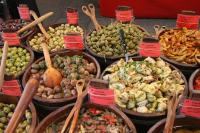 Olvies in the market