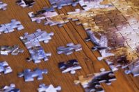 A Puzzle of a Jigsaw Puzzle!