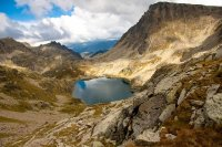 Cloudy Day, Pyrenees, Andorra