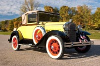 Historic Ford Model A