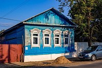 Old House in Borovsk