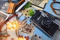 Vintage Camera and Equpiment