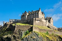 Scotland, Edinburgh Castle