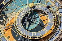 Astronomical clock, Old Town Square, Prague, Czech