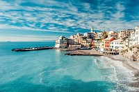 Bogliasco is a ancient fishing village in Italy