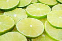 Sliced Limes background