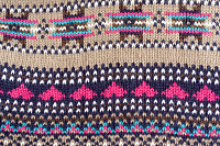 Winter Christmas sweater pattern