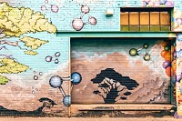 Art Painting on Wall