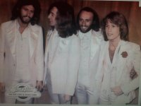 bee gees y andy