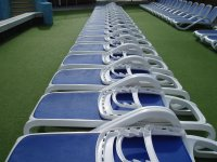Pacific Pearl Deck Chairs- Sydney - Australia