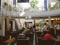 Food Court in a Mall in Mendoza Argentina