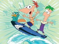 phineas, ferb y perry