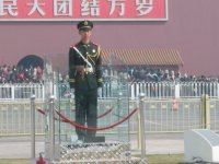 Tianaman Square Military Guard
