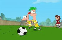 phines and ferb