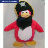 es un pinguino de club penguin
