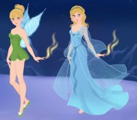 TinkerBell BlueFairy