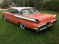 Mercury Turnpike 1957