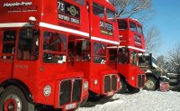 London Buses in New Zealand
