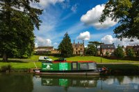 Canal Boat Stroud
