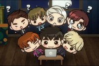 Got7 confesion song K-pop  Fanart kpop