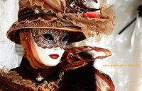 masque marron