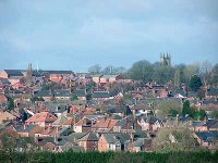 Ilkeston (from Cossall)