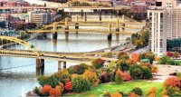 autumn in pittsburgh