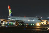 South Africa A340 600