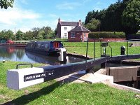 Langley Mill Lock