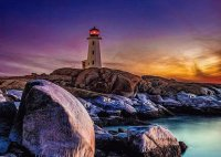 Peggy 's Cove, NS, Canada