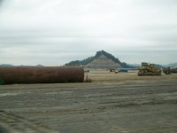 Mountaintop removal for coal extraction