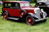 Chrysler Tunder 1932