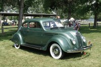Airflow SG Business Coupe 1936