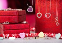 Valentine 's Day Heart Jewelry