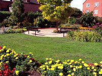 Library Gardens at Long Eaton