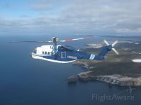 Cougar Helicopters Sikorsky Helibus Canada