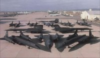 SR-71  's all decomissioned