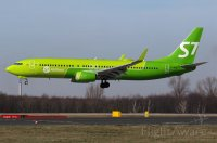 S7 Airlines Boeing 737-700 Rusia
