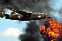TX B-24 participating in Tora Tora Tora at WOH