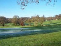 Frosty Morning on Breadsall Priory Golf Course
