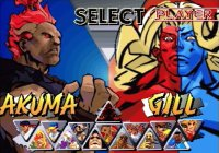 Street Fighter III 2nd Impact Select