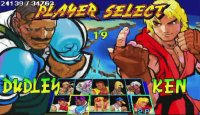 Street Fighter III New Generation Select